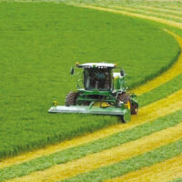 کشاورزی سنتی و مدرن